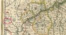 Karte Erzbistum Köln 1645