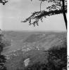 Alken, Mosel und Burg Thurant 1964