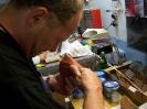 Arbeit am Dorfmodell, 26.5.2009